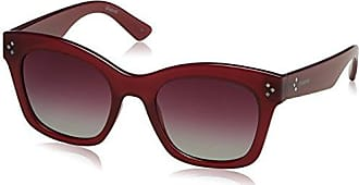 Carrera mixte adulte 6000 VP 2VB Montures de lunettes, Rouge (Burgundy Green Camouflage/Brown Gold Mirror), 50