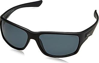 Polaroid Unisex-Erwachsene Sonnenbrille M8102-807, Schwarz (Negro), 57
