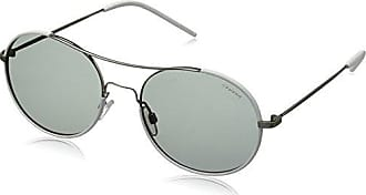 Polaroid Unisex-Erwachsene Sonnenbrille Pld 1021/S AH 6LB, Grau (Ruthenium/Grey Pz), 55