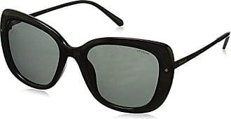 Polaroid Damen Sonnenbrille » PLD 4044/S«, schwarz, CVS/Y2 - schwarz/grau