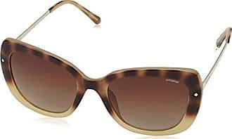 Polaroid Damen Sonnenbrille Pld 4055/S QD Aoz, Gold (Semtt Gold/Grey Grey), 54