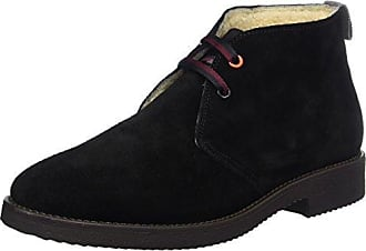 M.Ankle Boot, Bottes Chelsea Homme, Bleu (Navy), 42 EUPollini