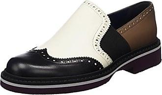 Pollini 865, Zapatos de Cordones Oxford para Mujer, Multicolor (Multicolor 20A), 38 EU