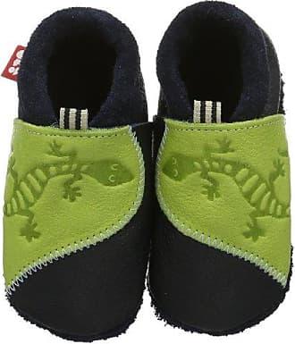 PololoPololo Sharky - Zapatillas de casa Niños, Color Azul, Talla 32/33