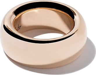 POMELLATO 18kt rose gold Iconica large band ring - Unavailable xeSNS9I3RX