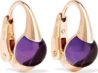 POMELLATO Mama Non Mama 18-karat Rose Gold Topaz Earrings kEZzFyi6M