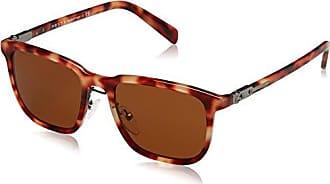 PRADA Prada Herren Sonnenbrille » PR 02TS«, braun, U642Z1 - braun/braun