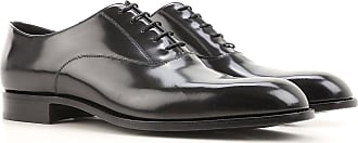 Lace Up Shoes for Men Oxfords, Derbies and Brogues On Sale, Black, Leather, 2017, 8 Churchs