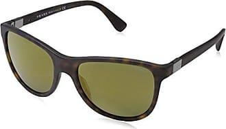 Prada Herren Sonnenbrille 0PR20SS 2AU0B2, Braun (Havana/Green), 56