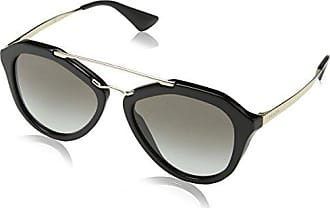 PRADA Prada Damen Sonnenbrille »CINEMA PR 62SS«, silberfarben, 1BC2B0 - silber/silber