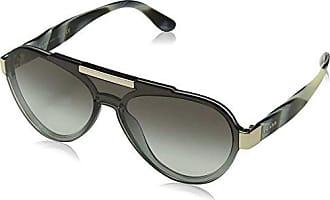 Prada Herren Sonnenbrille 0PR01US BRU0A7, Grau (Grey/Grey), 44