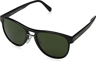 Prada Herren Sonnenbrille 0PR67TS 1AB5S0, Schwarz (Black/Grey), 63