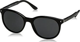 Prada Herren Sonnenbrille 0PR19SS 1AB0A7, Schwarz (Black/Grey), 59
