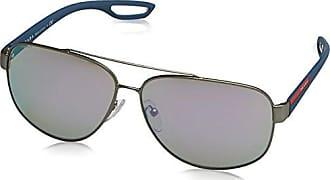 Arnette Herren Sonnenbrille 0AN3073 692/6G, Grau (Anthracite/Greymirrorsilver), 63