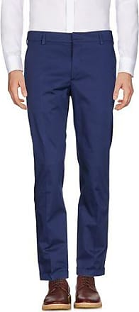Pants for Men On Sale in Outlet, Baltic Blue, Cotton, 2017, 28 Prada