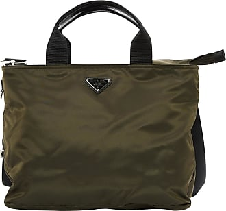 Pre-owned - Cloth handbag Prada EXM4F