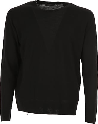 Sweater for Men Jumper On Sale, Black, Wool, 2017, L M S XL Comme Des Garçons