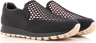 Prada Sneaker Donna In Saldo, Rosa, pelle, 2017, 37 37.5 38.5
