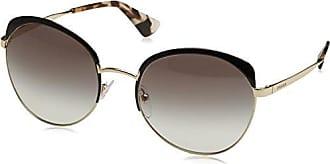 PRADA Prada Damen Sonnenbrille » PR 53US«, silberfarben, C135R0 - silber/silber