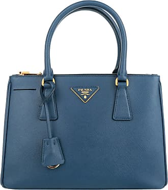 Tote - Concept Handle Bag Tote Leather Baltico - marine - Tote for ladies Prada ZRAUYtl