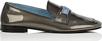 Loafers for Women On Sale, Cordovan, Leather, 2017, 3.5 4 4.5 5 5.5 6 6.5 7.5 Prada