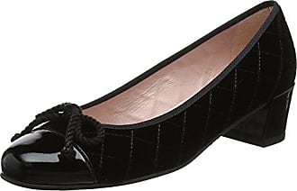 Marilyn, Ballerines Femme, Noir (Angelis Black Black), 40 EUPretty Ballerinas