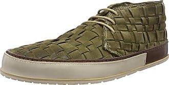 Preventi Flunders, Desert Boots Homme, Vert (Verde Flunders), 42 EU