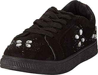 089312881Lm, Chaussures de Gymnastique Femme, Or (Oro), 41 EUPrima Donna