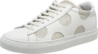 Prima Forma Primaforma, Zapatos de Cordones Derby Unisex Adulto, Blanco (Orb White+Lotus), 42 EU