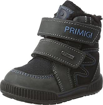 Primigi 8107, Enfants Bottes Courtes, Noir (nero), 33 Eu