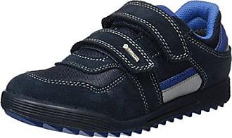 Primigi Pep 8050, Zapatillas para Bebés, Azul (Blue/Navy), 28 EU