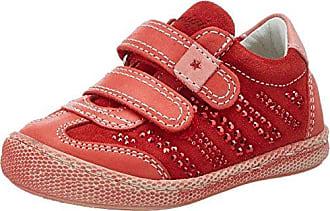 Primigi PTF 14324, Baskets Hautes Fille, Rouge (Rosso 22), 35 EU
