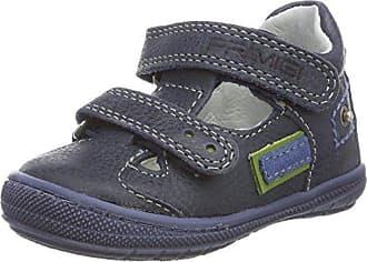 Primigi PBB 13503, Zapatillas para Niños, Azul (BLU Scuro 22), 19 EU