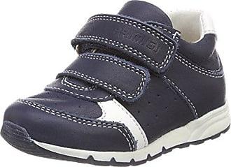 Primigi PHI 13536, Zapatillas para Niños, Azul (BLU 00), 25 EU