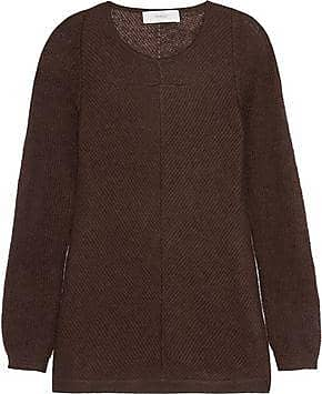 Pringle Of Scotland Woman Mohair And Silk-blend Sweater Dark Brown Size S Pringle Of Scotland In China For Sale Get Sale Clearance Free Shipping Low Shipping pXernB1ry