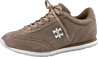 Chaussure Dentelle Priorité Taupe ZRbG8W2