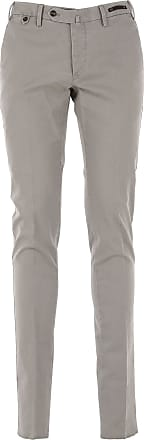Pants for Men On Sale, Military Green, Cotton, 2017, 33 35 36 Siviglia