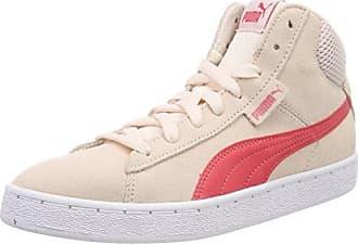 Pumas Elsu Sl - Chaussures Unisexe, Caban Blanc 3 Couleurs, Taille 36