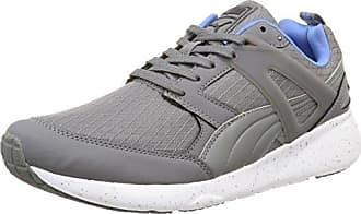 Puma Smash v2, Unisex-Erwachsene Sneaker, Grau (Rock Ridge), 40.5 EU