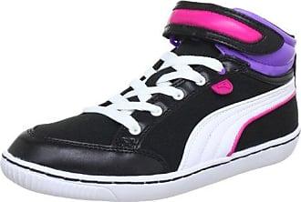 Liza Mid Dazz Ps Baskets Mode V Noir/Pastel Lavender 2,5Puma