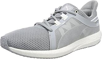 Spd500Ignpwrwmwq4 - Chaussures de Fitness - Femme - Gris (Quarry/Silver/Orange 02) - 37 EU (4 UK)Puma aSDSK