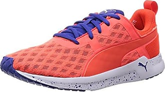 Puma Smash Wns V2 SD, Zapatillas para Mujer, Rojo (Spiced Coral-Spiced Coral), 42 EU