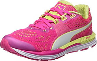 Descendant V4 - Chaussures de Running - Femme - Noir (Black/Pink 02) - 37.5 EU (4.5 UK)Puma w3Ymlv6
