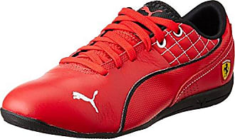Puma ST Trainer Evo, Unisex-Erwachsene Sneakers, Rot (High Risk Red-White 04), 44 EU (9.5 Erwachsene UK)
