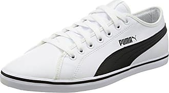 Puma Elsu SL - Zapatillas unisex, color Peacoat-White 3, talla 37