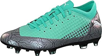 Puma Future 2.3 Netfit FG/AG, Chaussures de Football Homme, Violet (Color Shift-Biscay Green White Black 01), 42.5 EU