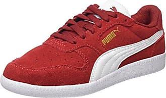 Vitesse Pumas Chat, Chaussures De Sport Unisexe Pour Les Adultes, Bas En Haut - Rouge - 38 Eu