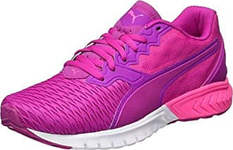 Puma Ignite v2 Jr, Unisex-Kinder Laufschuhe, Pink (Rose Red-Periscope Silver 03), 35.5 EU (3 Kinder UK)