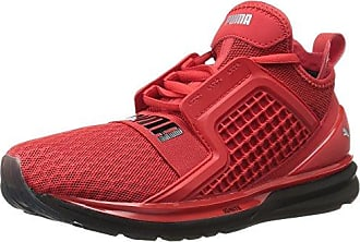 PUMA Herren Descendant V2 Training Schuhe,Schwarz/Puma Silber,14 M US