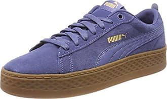 Puma Smash V2, Scarpe da Ginnastica Basse Unisex-Adulto, Blu (Blue Indigo-Blue Indigo), 40.5 EU